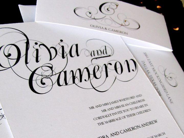 Tmx 1338816701802 3 Dallas wedding invitation