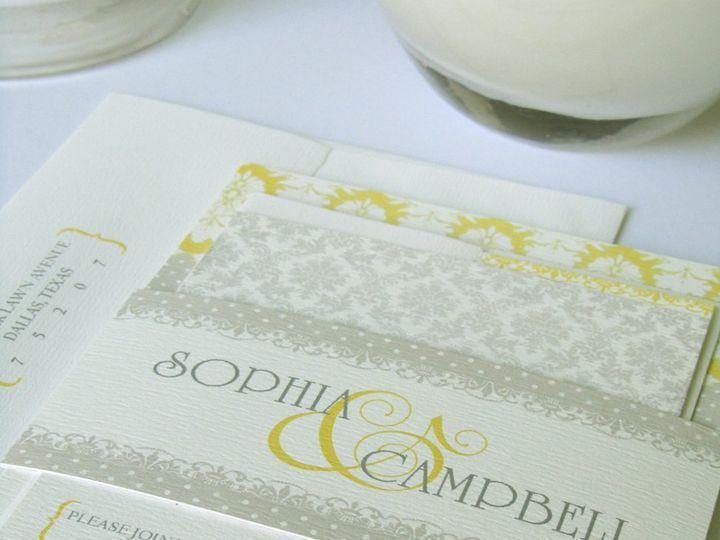 Tmx 1338816738646 D Dallas wedding invitation