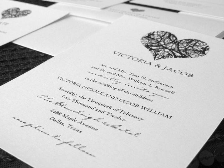 Tmx 1338816753267 5 Dallas wedding invitation