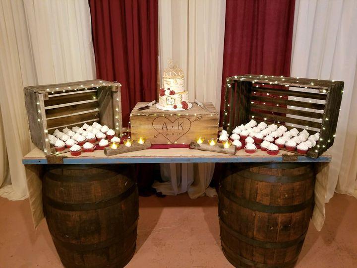 Cake/dessert tables