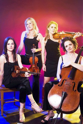 Quartet Rouge String Quartet