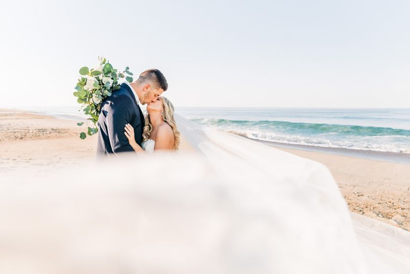 Kitty Hawk Beach Wedding