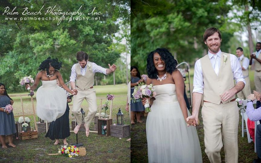Kizzie's wedding