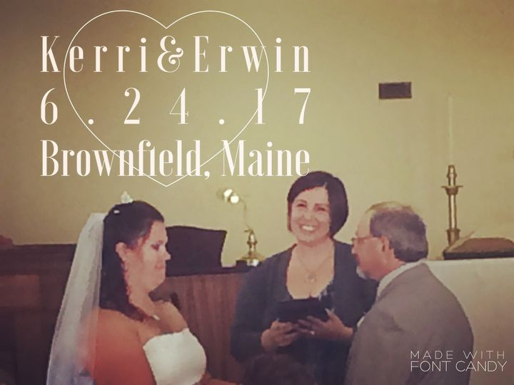 Tmx 1498595324106 Image Freeport, Maine wedding officiant