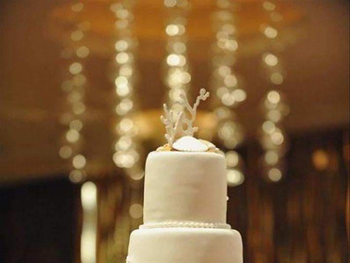 Tmx 1247109125726 BlissfulBeach Orlando, FL wedding cake