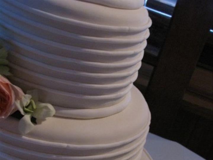 Tmx 1305771675261 SaranSteveWeddingCloseup Orlando, FL wedding cake
