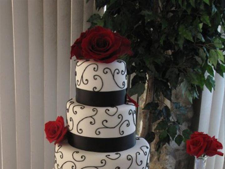Tmx 1305771978480 IMG0707 Orlando, FL wedding cake