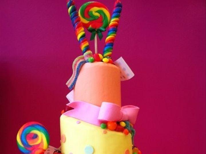 Tmx 1392736724174 Img05 Orlando, FL wedding cake