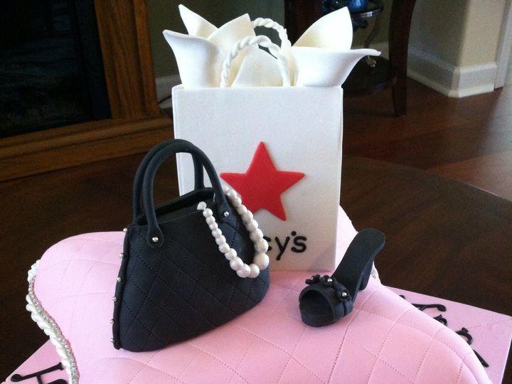 Tmx 1393084469385 Shopaholics Delight Birthday Cake  Orlando, FL wedding cake