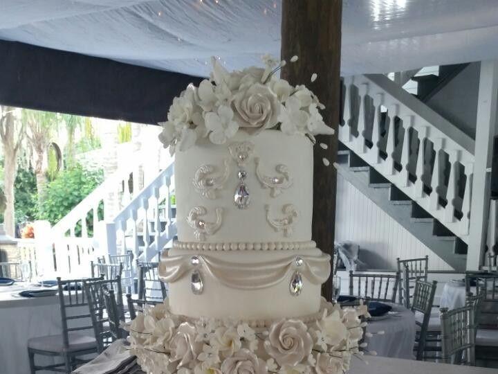 Tmx 1420746140833 2014 10 1923.42.08 Orlando, FL wedding cake