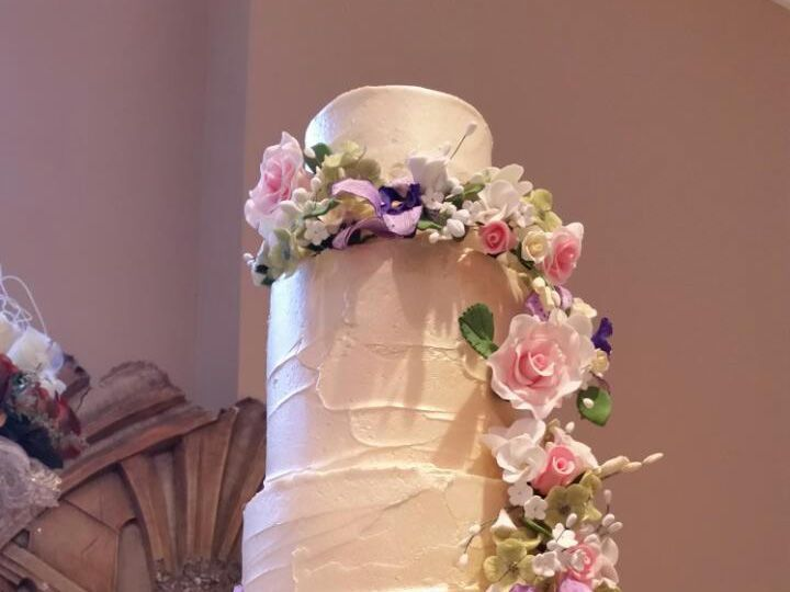 Tmx 1526337982 6e23b86af18d9cc7 1526337979 645116b9b7ce79b4 1526337979236 2 Buttercream With L Orlando, FL wedding cake