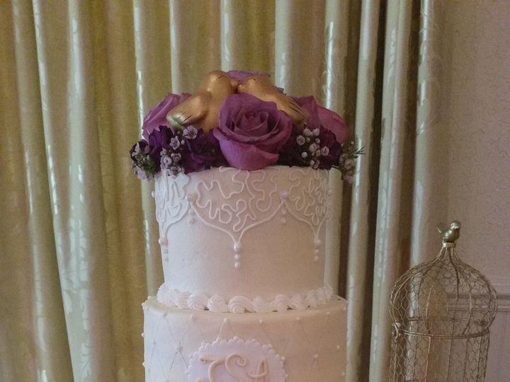 Tmx 1526339252 02a99ad17f370263 1526339249 435cc9ee5d821202 1526339247069 9 Ivory Buttercream  Orlando, FL wedding cake