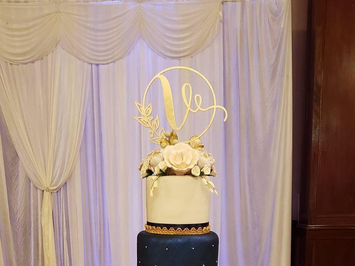 Tmx Vanessa And Carlos Cake 51 155805 Orlando, FL wedding cake
