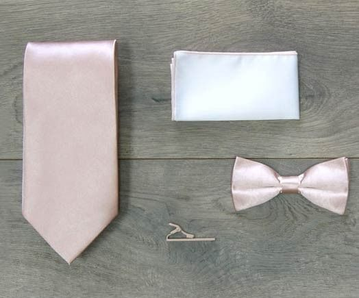Bow and tie package