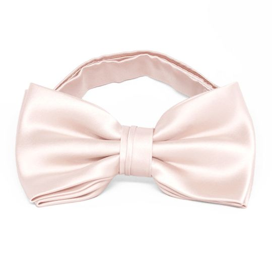 Princess Pink Premium Bow Tie