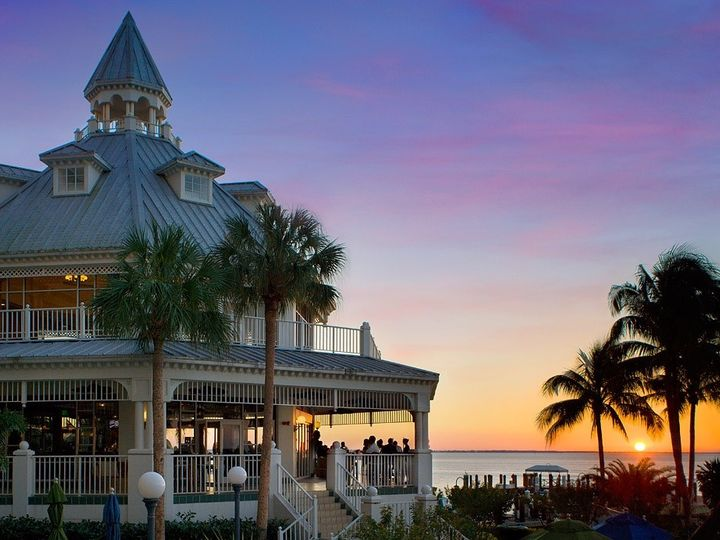 Tmx 1475612342683 Island Room Sunset Fort Myers, Florida wedding venue
