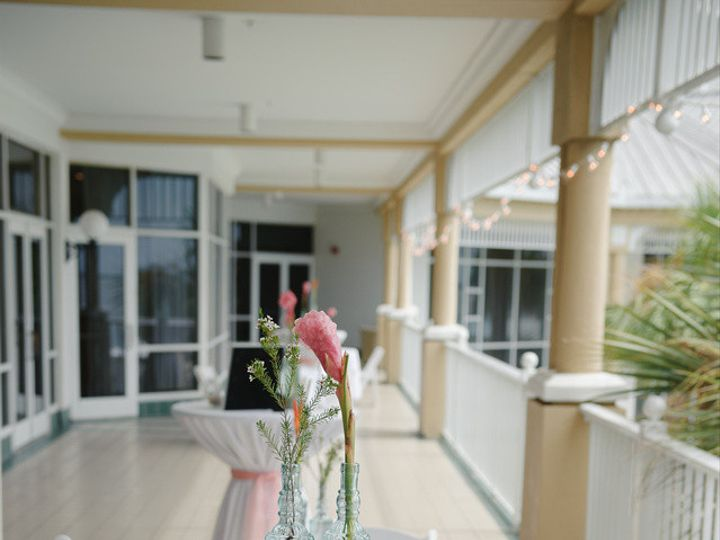 Tmx 1488912419871 Everglades Veranda With Lights Fort Myers, Florida wedding venue