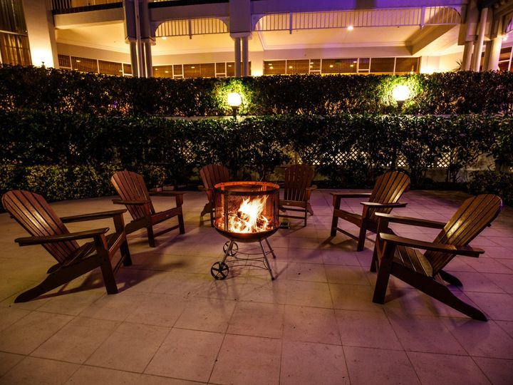 Tmx Pool Terrace Fire Pit 51 6805 158464517052613 Fort Myers, Florida wedding venue