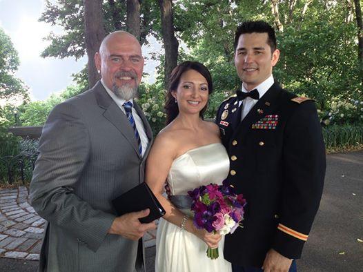 Fort tryon wedding