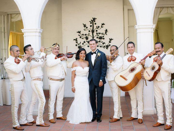 Tmx 1446316365528 Darlington House Wedding Couple  Mariachi Bonita wedding ceremonymusic