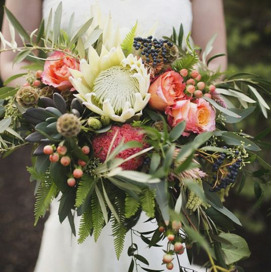 Sidelines Custom Floral Designs