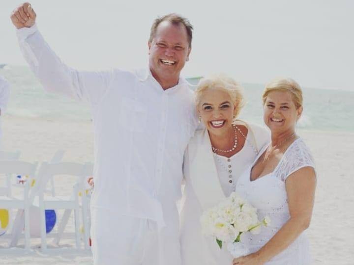 Tmx Beachweddingcouple 51 1027805 1559511812 Lakeland, FL wedding officiant