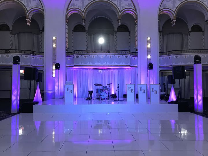 Tmx Band Set Up 51 1037805 Allston, MA wedding eventproduction