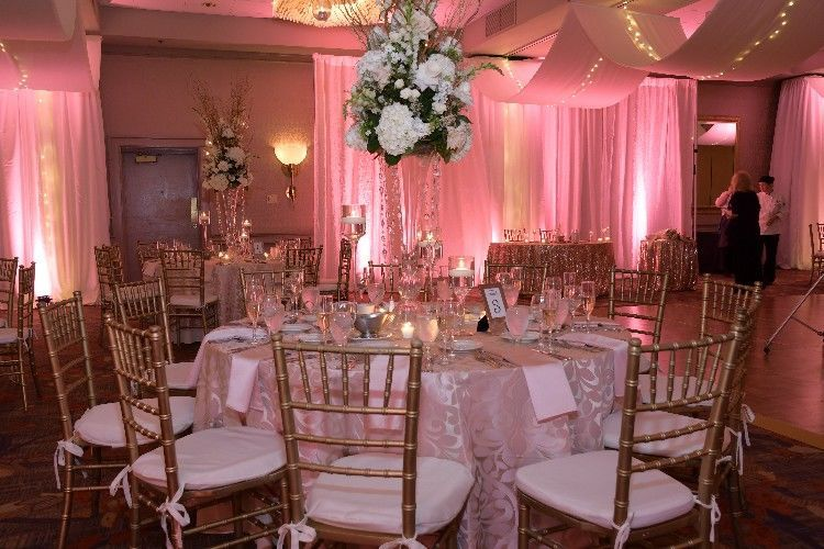Reception - Grand Ballroom