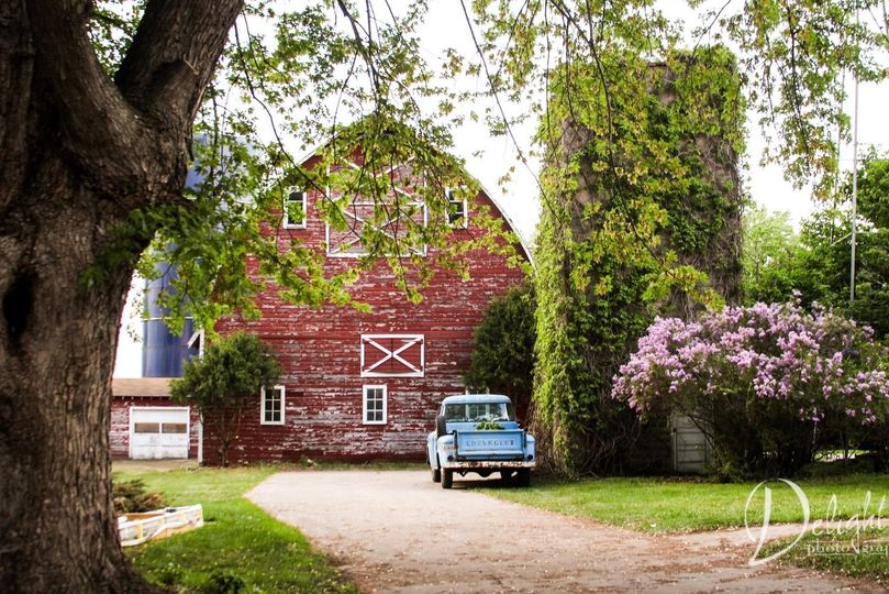 The Wedding Barn (Delight Photography)