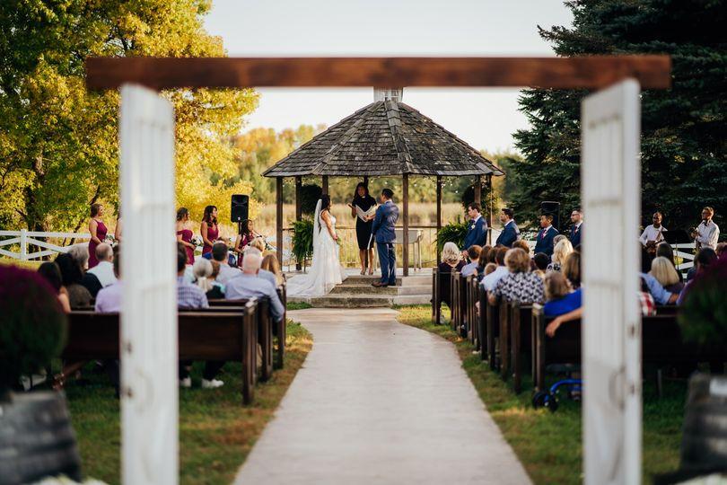 Outdoor Ceremony - Stavne Medi