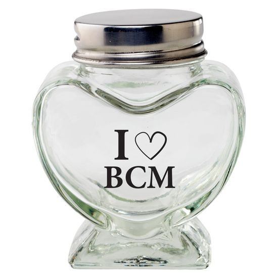 Jars & bottles are available to monogram or imprint with your wedding logo, thank you saying, or...