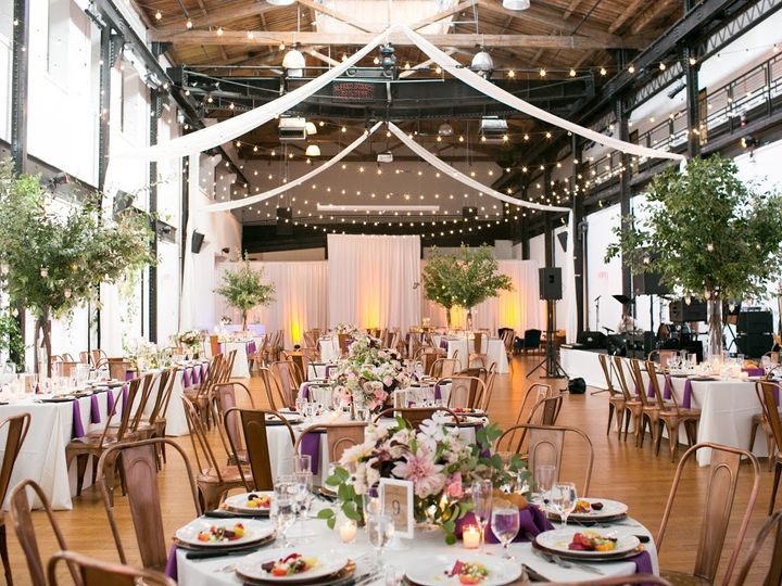 Stunning venue space