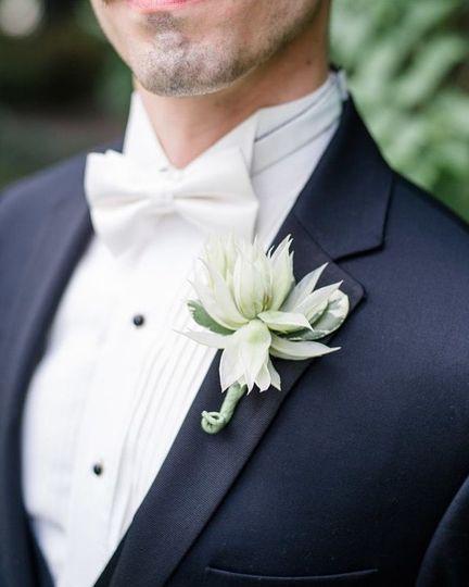 Sample corsage
