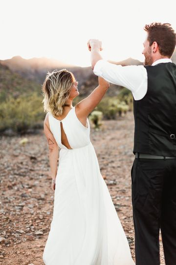 arizona desert elopement emily kirke photography 2