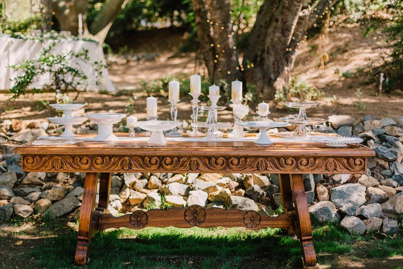 Rental table option
