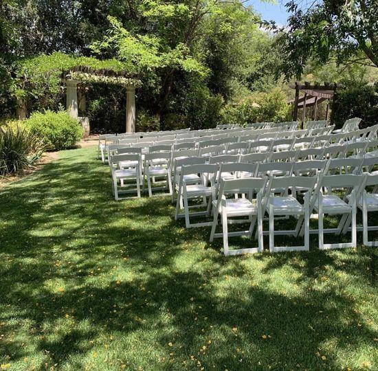Ceremony overview