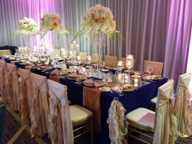 SKY East Estate Table