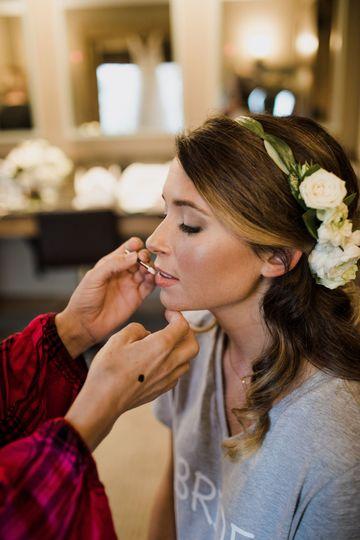 Bridal makeup | Unveiled Radiance Photography
