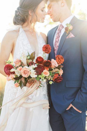 Newlyweds | Decorus Fine Art Photography