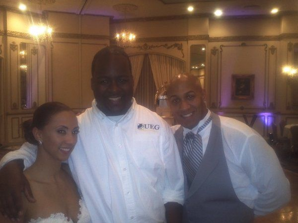 This is the most recent wedding picture taken just a few weeks ago at the Mansion in Voorhees, NJ....