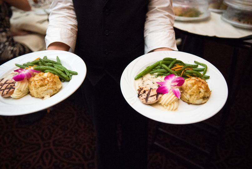Healthy platters | Photo Credit: Leo DJ Photography