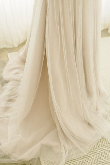 Gown details