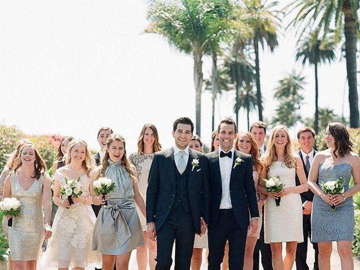 Tmx 1454425952737 Brikeweddingparty Santa Barbara, California wedding officiant