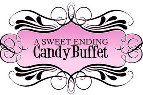 A Sweet Ending Candy Buffet