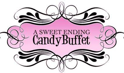 A Sweet Ending Candy Buffet