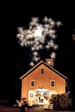 Tmx 1467987468028 Fireworks Over Barn Califon, NJ wedding venue