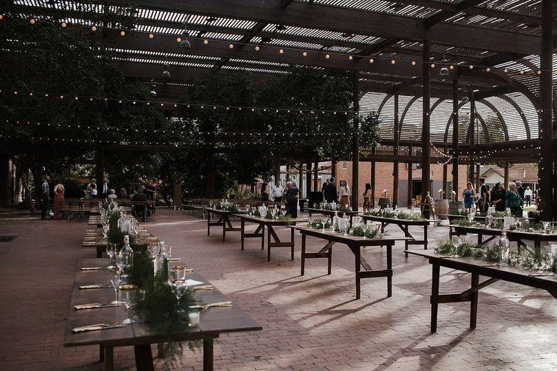 Lath Pavilion