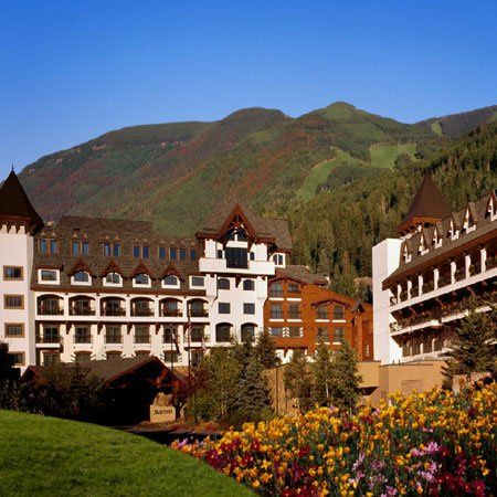 Outlook of Vail Marriott Mountain Resort