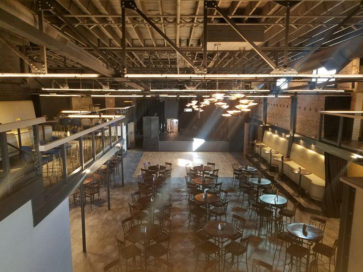 Event Venue - from mezzanine