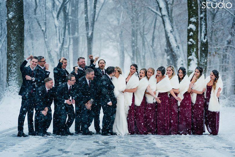 winter wedding photos nj wedding photographers